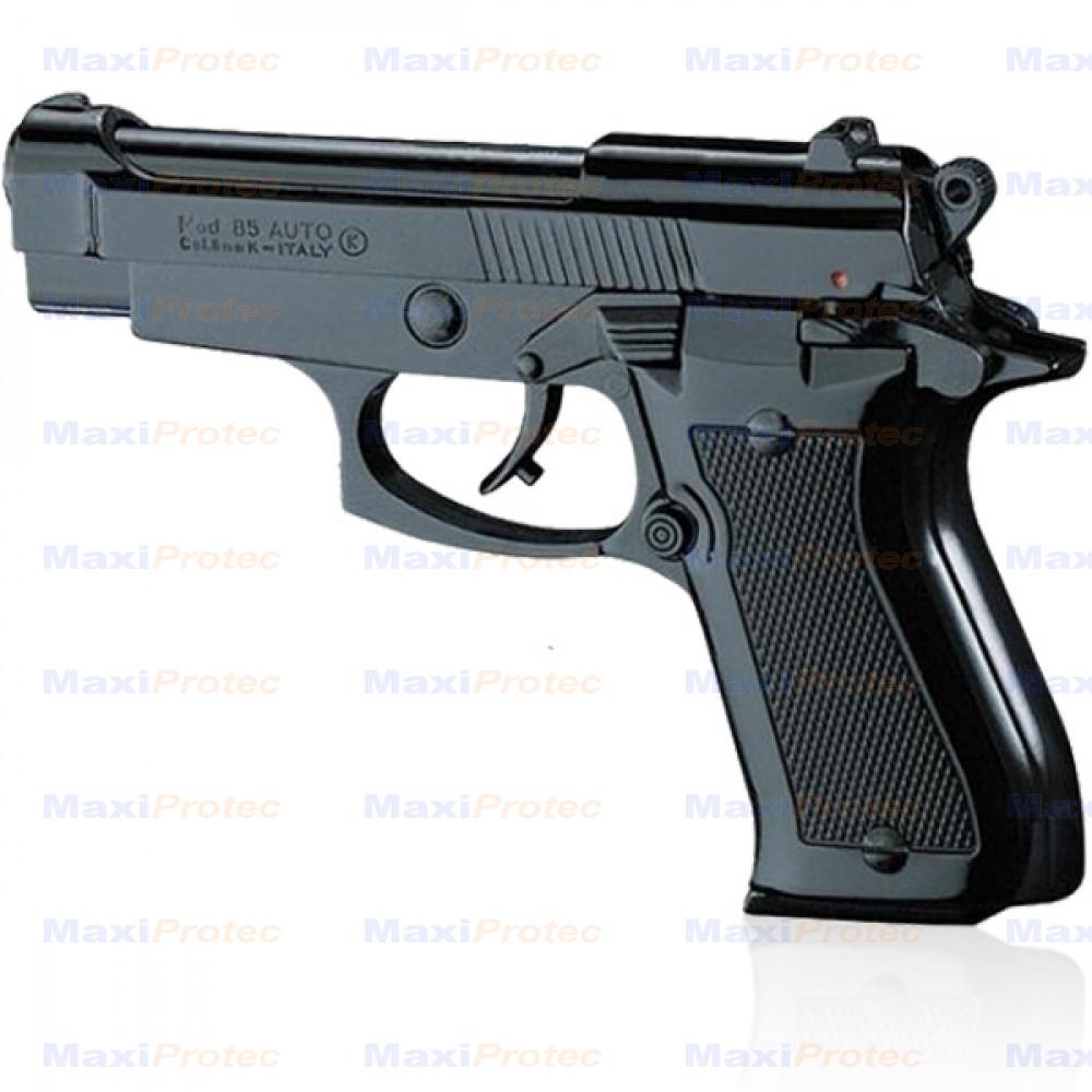 kit d fense beretta 85 noir cal 9mm pistolet de d fense auto d fense. Black Bedroom Furniture Sets. Home Design Ideas