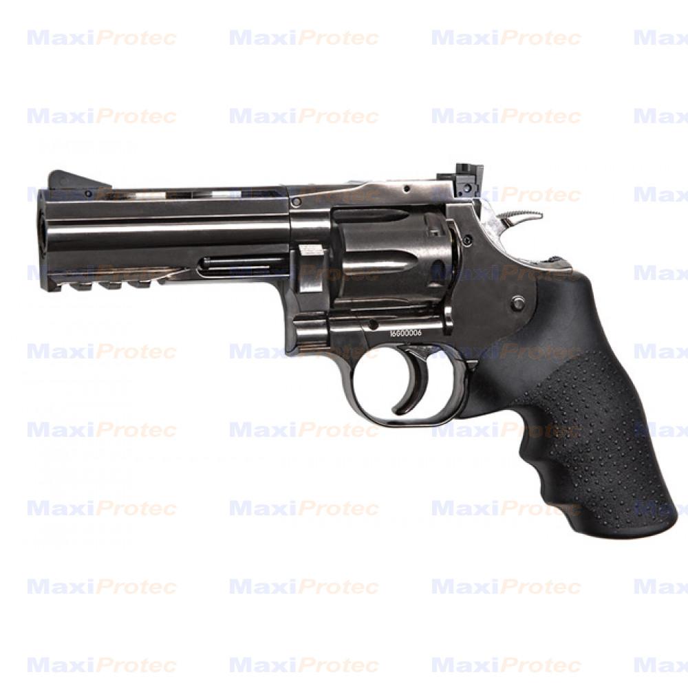 """Revolver Dan Wesson 715 full metal 4"""" cal.4.5 mm BB"""