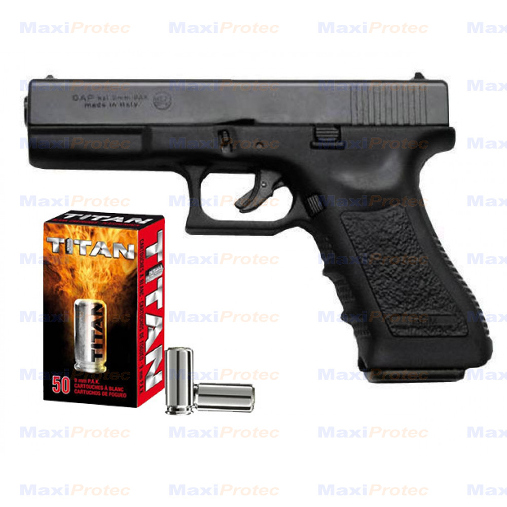 kit d fense gap r plique du glock17 noir cal 9mm. Black Bedroom Furniture Sets. Home Design Ideas