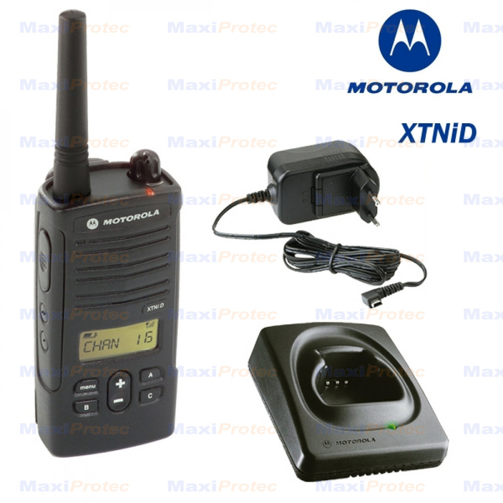 Motorola XTNiD avec afficheur