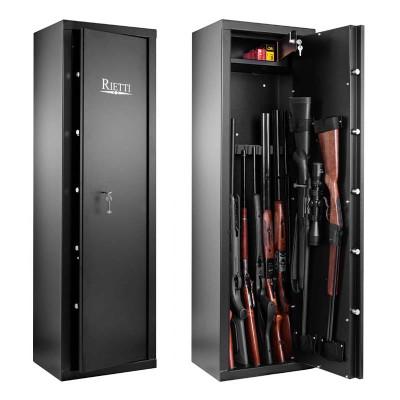 Coffre Rietti 10 armes à clef - 150 cm - 61 kg