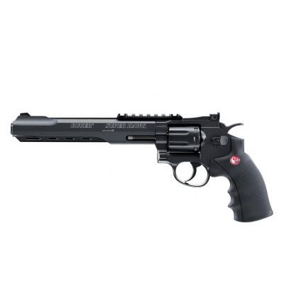 Revolver Ruger Super Hawk 8 pouces noir