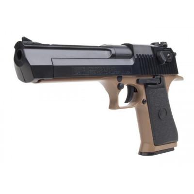Pistolet Desert Eagle 50 ae cal 6 mm