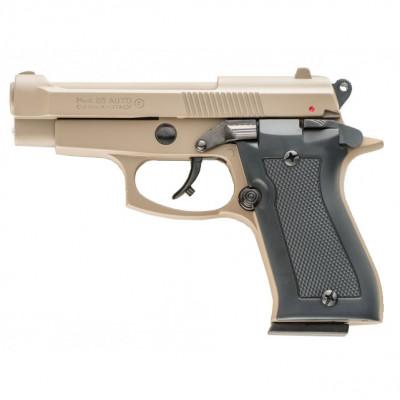 "Pistolet type ""Beretta 85"" TAN cal. 9mm"