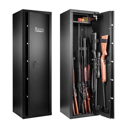 Coffre Rietti 9 armes à clef - 150 cm - 70 kg