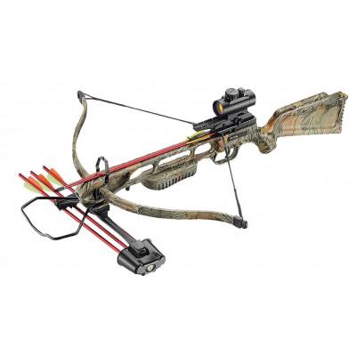 Arbalète Phoenix Deluxe Camo 175 livres  EK Archery