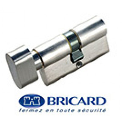 Cylindre Bricard Astral à bouton