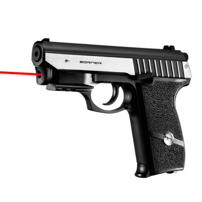 Occasion Pistolet à billes Panther 801 Borner - Laser intégré