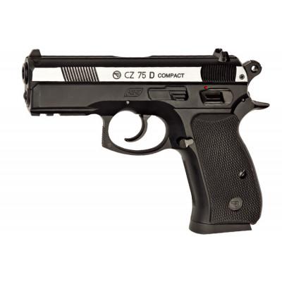 Pistolet BBS ASG MM CZ 75 Bicolore 4.5