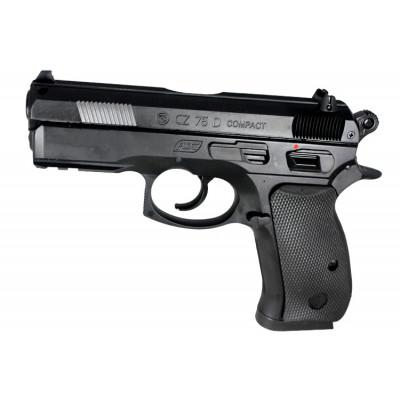 Pistolet BBS ASG MM CZ 75D Compact noir 4.5