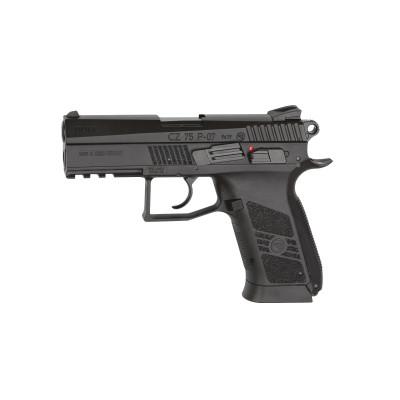 Pistolet BBS ASG CZ 75 P-07 Duty Bronzé 4.5