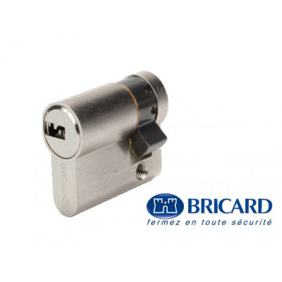 Demi-cylindre Bricard Serial XP