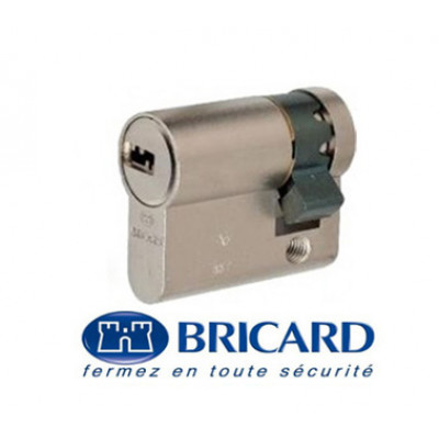 Demi-cylindre Bricard Dual XP S
