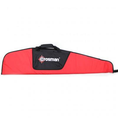 Fourreau de carabine crosman Noir et rouge 120cm