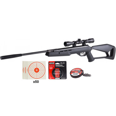 Pack Carabine Fire NP cal 4.5 mm Crosman