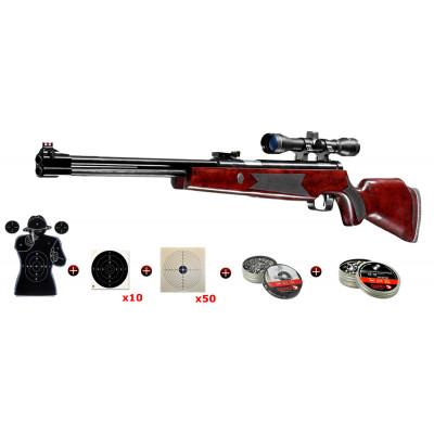 Pack Hammerli Hunter Force 900 Combo 19,9 J. cal. 4.5 mm
