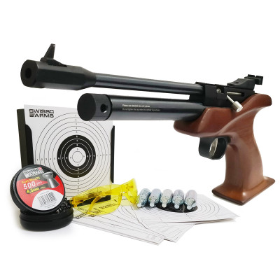 Pack pistolet Artemis CP1-M 4.5MM
