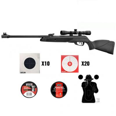 Carabine à plombs Gamo black Bear Cal 4.5mm 19,9 j + Lunette 4x32