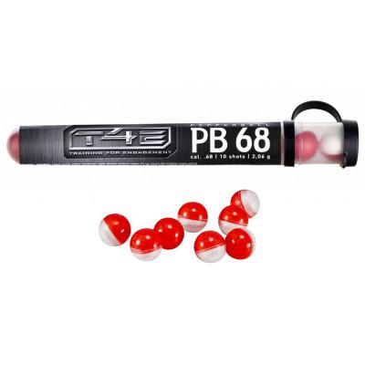 10 billes au Poivre PB 68 T4E Calibre .68 pour HDS