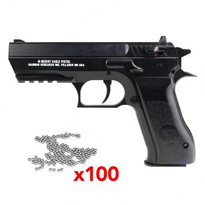 Pistolet BBS Umarex Baby Desert Eagle Magnum Research 4.5