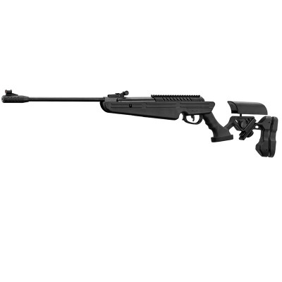 Carabine à plombs QUANTICO AIR RIFFLE Black Ops cal. 4.5 mm 16j