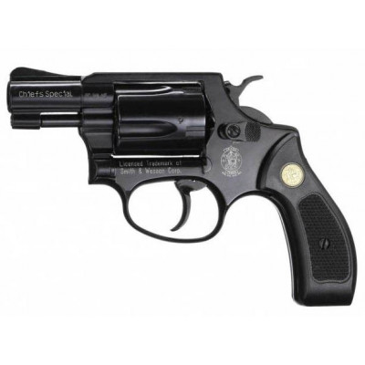 Revolver Smith & Wesson Chiefs Special Noir cal. 9mm UMAREX