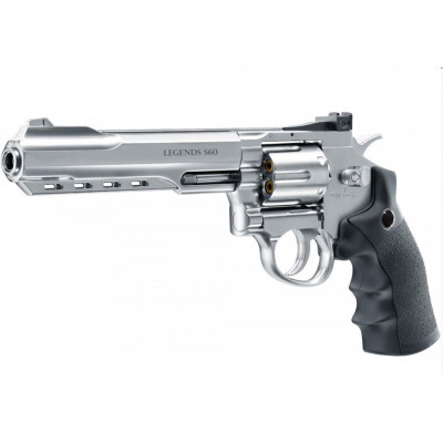 Revolver Umarex legends S60 4.5mm