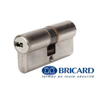 Cylindre Bricard Serial XP à double entrée