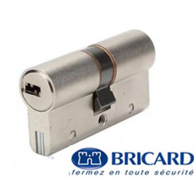 Cylindre Bricard Dual XP S à double entrée