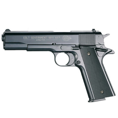 Pistolet Colt Government 1911 A1 Noir cal. 9mm UMAREX