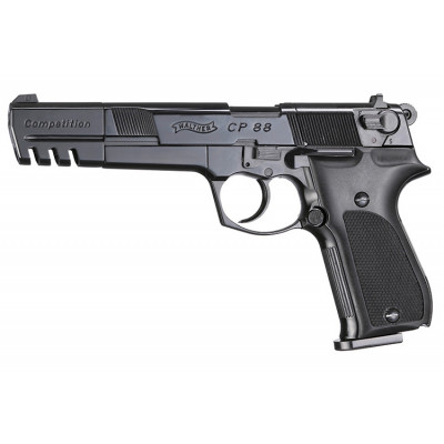 Pistolet a plomb Walther CP 88 Compétition Noir 4.5