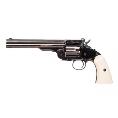 "Revolver 6"" ASG Schofield gris acier 4.5 mm BB"