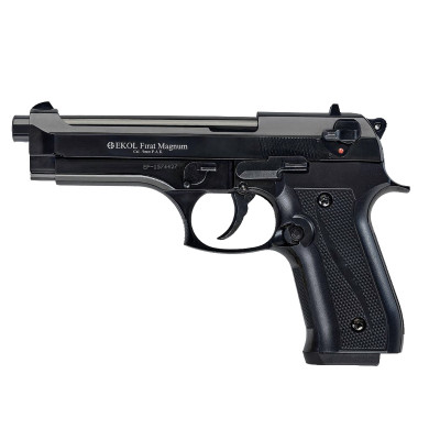 "Pistolet EKOL type ""Beretta 92 F""  Noir cal. 9mm"