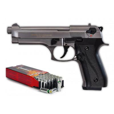 """Kit défense EKOL type """"Beretta 92 F""""  fumé cal. 9mm"""