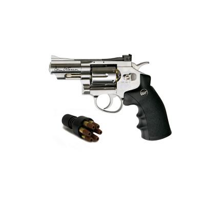 Revolver Dan Wesson 2.5 pouces cal. 4.5 mm