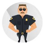 Lacrymogène police gendarmerie