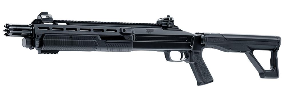 Pack Fusil à Pompe HDX T4E 16 Joules Calibre 68