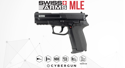 SA Mile Pistol