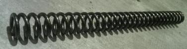 ressort mécanisme carabine