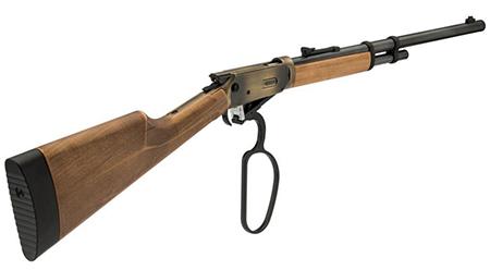 carabine à armement par levier de sous garde