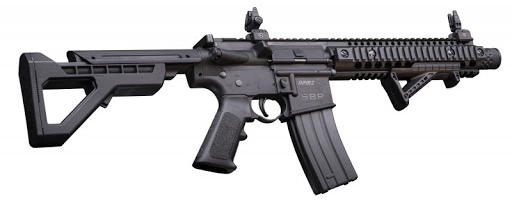 carabine crosman DPMS co2