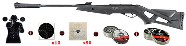 pack carabine whisper IGT