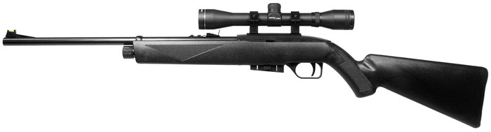 carabine crosman RepeatAir lunette
