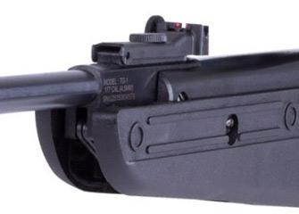 organe de visée carabine TG-1