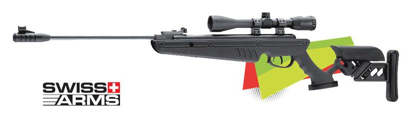carabine Swiss arms TG-1