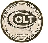 logo vintage colt