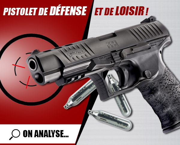 Walther PPQ M2 - le blog